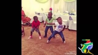 New SA kids dancing 2017(Gwara gwara and bhenga)