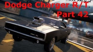 Lets Play Need For Speed Most Wanted - Part 42 - Dodge Charger R/T 04-01-2013