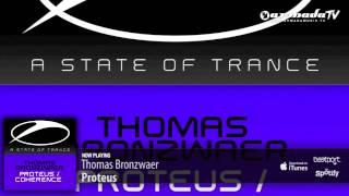 Thomas Bronzwaer - Proteus (Original Mix)