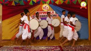 Diwali Dance by Grade 10th boys