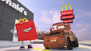 Mater Misbehaves at McDonald
