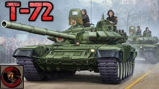 The T-72 Main Battle Tank - Legacy Tank