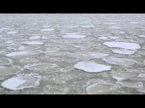 Xxx Mp4 Fascinating Ice Balls And Rings Return To Lake Michigan Channel 3gp Sex