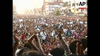 বাংলাদেশ - প্রধানমন্ত্রী খালেদা জিয়ার পদত্যাগ