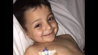 Bradley lowery fight against cancer appeal