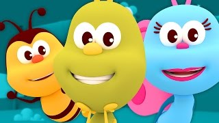 Johnny The Cricket - Songs for kids, Children