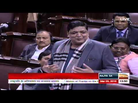 Sh. Naresh Agrawal's speech in the discussion on the Motion of Thanks on President's Address