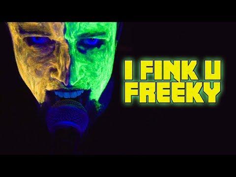 Die Antwoord -  I FINK U FREEKY (metal cover by Leo Moracchioli)