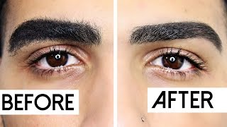How To Get Perfect Brows   My Eyebrow Tutorial