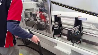 Live demo: CNC Automation for windows and Doors