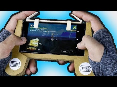 Xxx Mp4 How To Make PUBG Gaming Controller For Mobile L1 And R1 3gp Sex