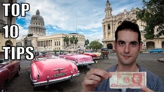 Top Ten Cuba Travel Tips 2017!
