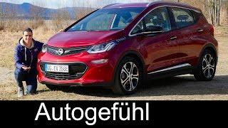 Opel Ampera-e FULL REVIEW EV test range like Tesla? Chevrolet Bolt