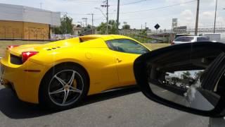 CVBR EXPRESSO #2 - Ferrari 458 Spider do cantor Eduardo Costa que era do Gustavo Lima
