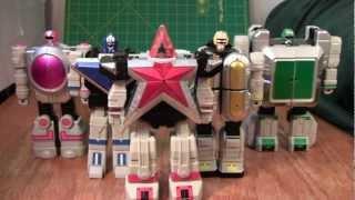 Power Rangers Super Zeo Megazord Review