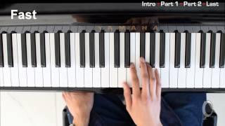 Ed Sheeran - Thinking Out Loud Piano Tutorial Ep 1/2