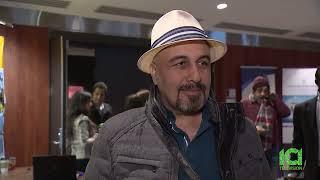 گزارش تصویری از برنامه اکران فیلم هزارپا با حضور رضا عطاران در شهر مونترال (28 اکتبر 2018)