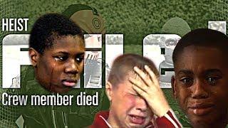 ANGRY KIDS RAGE FAILING HEISTS (Legendary GTA 5 Trolling)