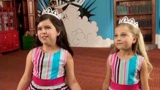 Sophia Grace & Rosie's Royal Adventure: Introductions