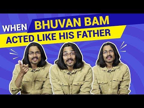 Xxx Mp4 BB Ki Vines When Bhuvan Bam Acted Like His Father Safar Music Video 3gp Sex