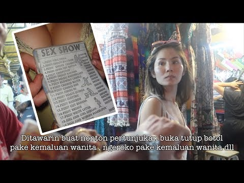 Xxx Mp4 WOW BARU HARI PERTAMA DI THAILAND UDAH DITAWARIN NONTON SHOW BEGINIAN O 3gp Sex