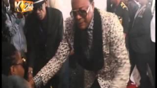 Papa Wemba azikwa kwa taadhima Kinshasa, DRC