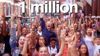 ONE MILLION!