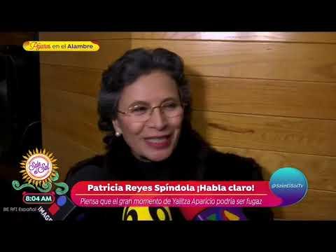 Xxx Mp4 Patricia Reyes Spíndola Dice Que Yalitza Aparicio No Seguirá Actuando Sale El Sol 3gp Sex