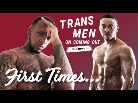 Xxx Mp4 Trans Men Reveal The First Time They Realised They Were Transgender First Times 3gp Sex