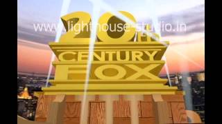 how to make 20th century fox logo free download by Dr.Ishwaranand Joshi