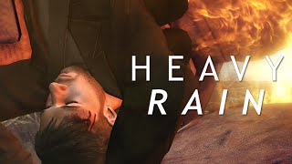Heavy Rain - Прохождение #6 ПЕРВОЕ ИСПЫТАНИЕ!