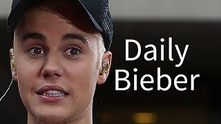 Justin Bieber Speaks Italian Worse Than Spanish - VIDEO