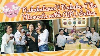 [Fun Fun Tyang Amy] Nakakatawa't Nakaka-Tita Moments with APO Ladies