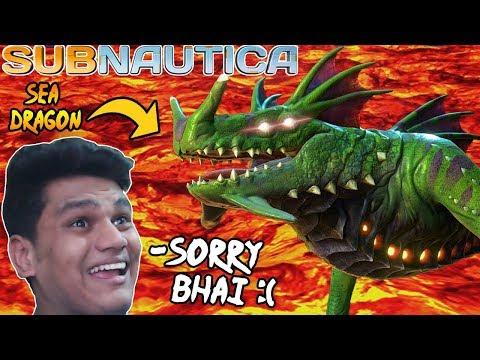 Wahan Wapas Nahi Jaunga Dead Zone Sea Dragon Ghost leviathan Subnautica 17