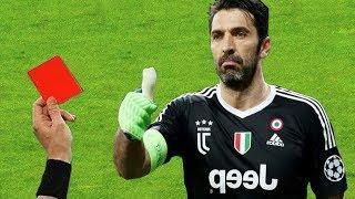 10 Expulsiones Más Locas De Los Porteros ● 10 Unforgettable Red Cards For Goalkeepers