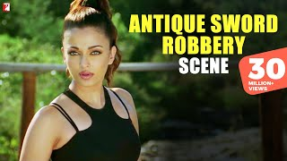 Antique Sword Robbery - Scene - Dhoom:2