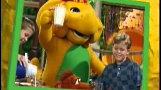 Barney & Friends EIEIO Ending Credits