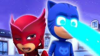 PJ Masks Full Episodes | PJ Masks POWER UP 💥| Cartoons for Kids