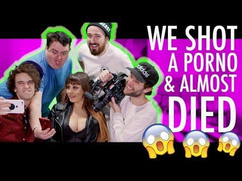 We Shot A Porno & Almost Died! feat. Daz Black & Sohelia | The Monday Beast