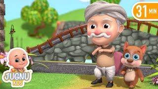 Dhobi Aaya Dhobi Aaya rhyme| धोबी आया  | Hindi Nursery rhymes by jugnu kids