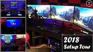 2018 Ultimate Home Office & Setup Tour
