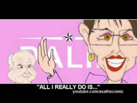 Xxx Mp4 MIA Paper Planes Spoof Quot Trophy Vice Sarah Palin Quot 3gp Sex