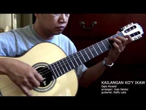 Xxx Mp4 Kailangan Ko Y Ikaw O Alcasid Arr Jose Valdez Solo Classical Guitar 3gp Sex