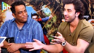 Ranbir Kapoor And Anurag Basu's MOST EXCITING INTERVIEW Teaser   Jagga Jasoos
