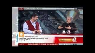 """M. Fatih Çıtlak ve M. Erol Kılıç """"Uzun Hikaye"""" - 26.01.2013 - AHABER TV"""