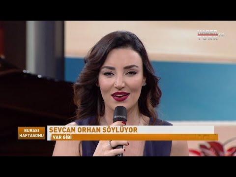 Türkülerin Eşsiz Sesi Sevcan Orhan Canlı Performansıyla Burası Haftasonu nda