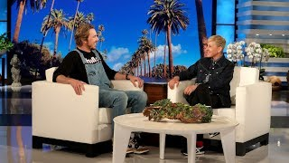 How Ellen Played Therapist for Dax Shepard and Kristen Bell
