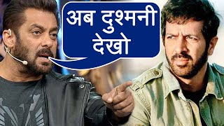 Salman Khan FIGHTS with his new ENEMY Kabir Khan; Here