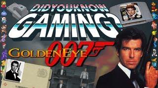 Goldeneye 007 (N64) - Did You Know Gaming? Feat. Brutalmoose