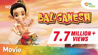 Bal Ganesh (English) - Kids Animated Movies - HD